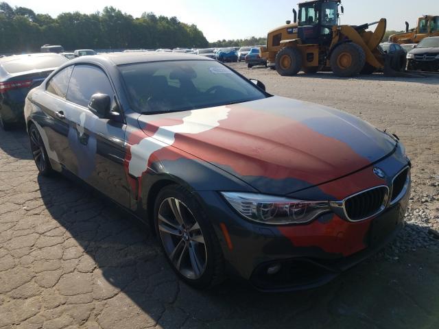 BMW Vehiculos salvage en venta: 2014 BMW 435 I