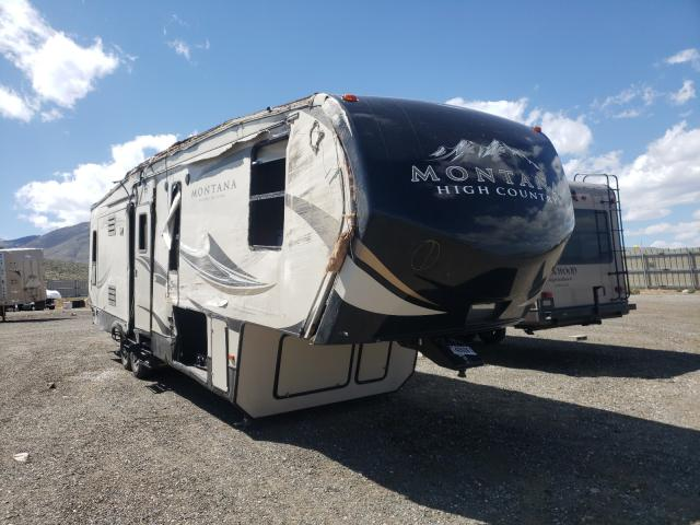 Keystone salvage cars for sale: 2016 Keystone Aspen Trai