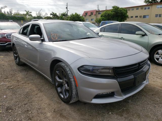 Salvage cars for sale from Copart Opa Locka, FL: 2018 Dodge Charger R
