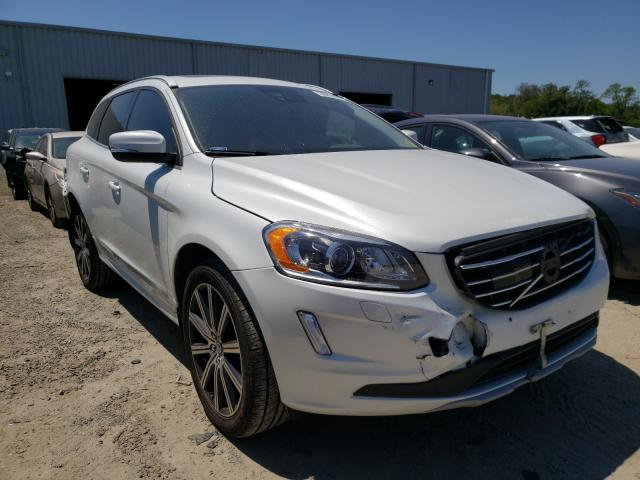Salvage cars for sale from Copart Jacksonville, FL: 2017 Volvo XC60 T6 PR
