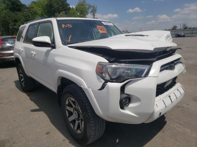 Vehiculos salvage en venta de Copart Dunn, NC: 2020 Toyota 4runner SR