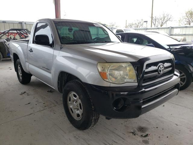 Salvage cars for sale from Copart Homestead, FL: 2005 Toyota Tacoma