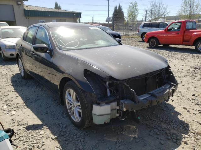 Infiniti G37 salvage cars for sale: 2013 Infiniti G37