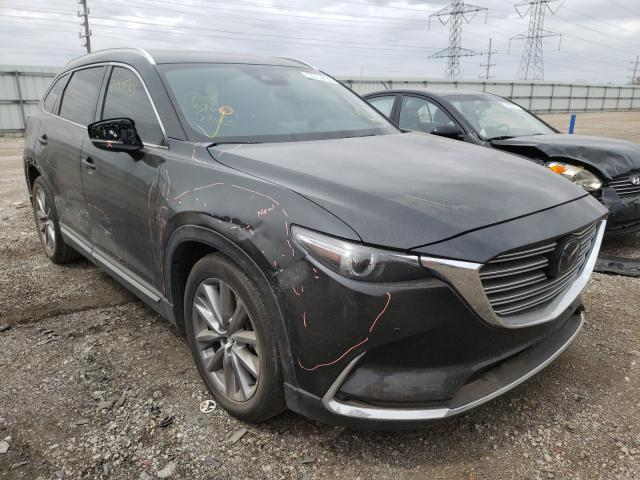 Vehiculos salvage en venta de Copart Elgin, IL: 2020 Mazda CX-9 Grand Touring