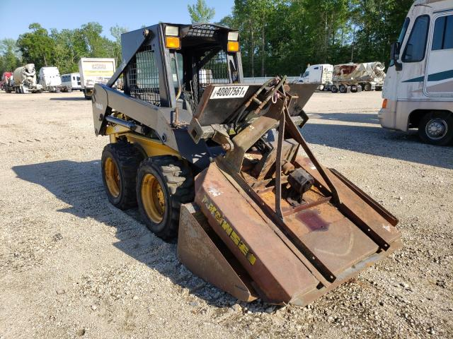 New Holland salvage cars for sale: 2002 New Holland Skidloader
