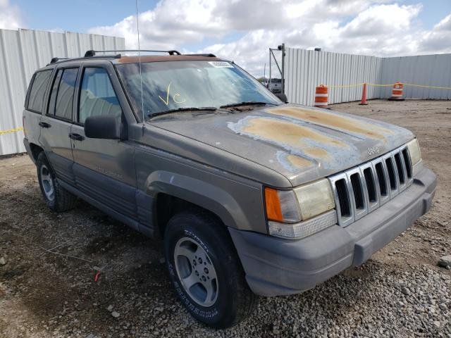 Salvage cars for sale from Copart Wichita, KS: 1996 Jeep Grand Cherokee