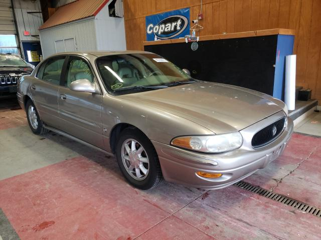 Salvage cars for sale from Copart Angola, NY: 2004 Buick Lesabre LI