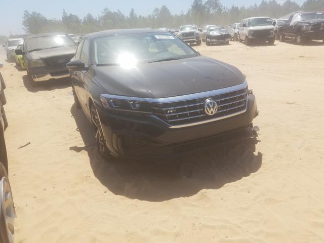 Salvage cars for sale from Copart Gaston, SC: 2020 Volkswagen Passat R-L