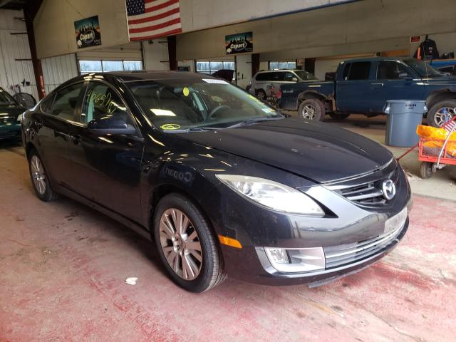 Salvage cars for sale from Copart Angola, NY: 2010 Mazda 6 I