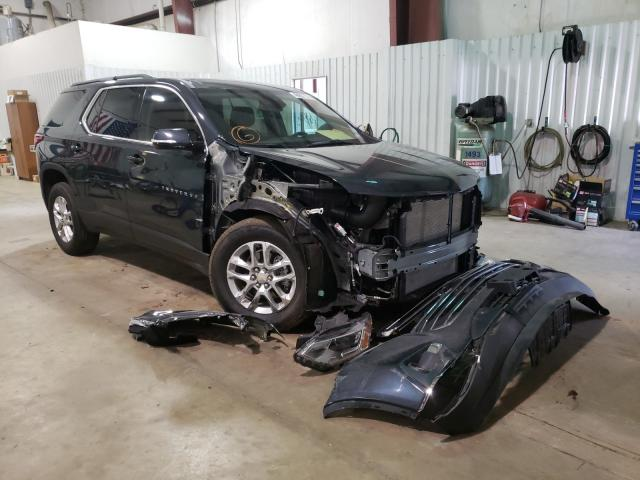 Salvage cars for sale from Copart Lufkin, TX: 2020 Chevrolet Traverse L