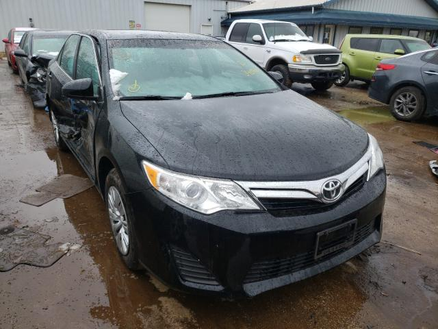 Salvage cars for sale from Copart Pekin, IL: 2014 Toyota Camry L
