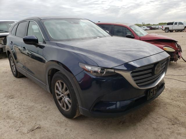 Salvage cars for sale at Temple, TX auction: 2018 Mazda CX-9 Touring