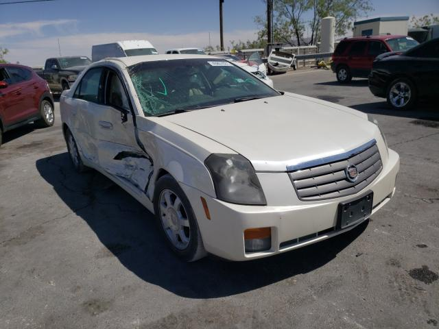 Cadillac Vehiculos salvage en venta: 2003 Cadillac CTS