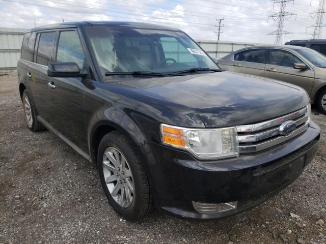 Salvage cars for sale from Copart Elgin, IL: 2010 Ford Flex