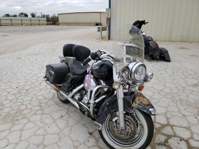 Salvage cars for sale from Copart San Antonio, TX: 2005 Harley-Davidson Flhrci