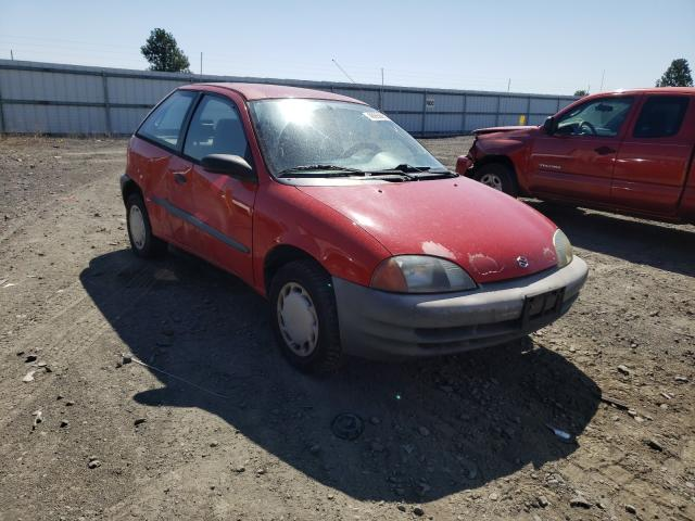 Suzuki Vehiculos salvage en venta: 2001 Suzuki Swift Base