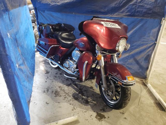 Salvage cars for sale from Copart Apopka, FL: 2008 Harley-Davidson Flhtcui