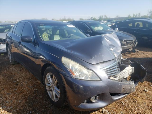 Infiniti G37 salvage cars for sale: 2012 Infiniti G37