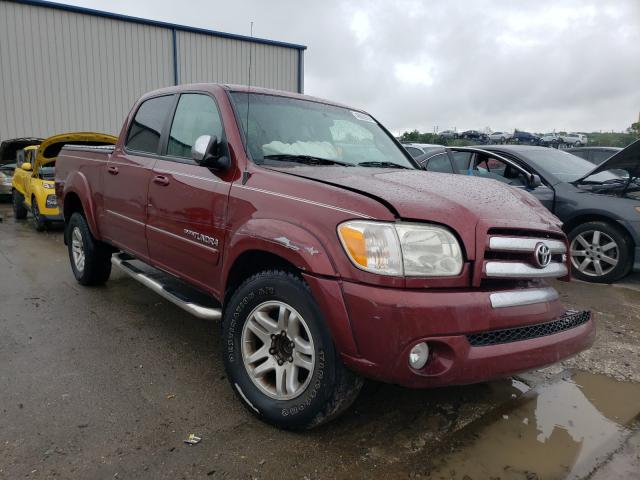 Salvage cars for sale from Copart Apopka, FL: 2006 Toyota Tundra DOU