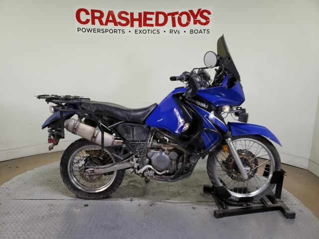 2009 Kawasaki KL650 E for sale in Dallas, TX