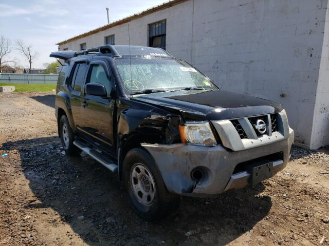 Salvage cars for sale from Copart Hillsborough, NJ: 2006 Nissan Xterra OFF