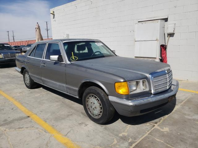 Salvage cars for sale from Copart Sun Valley, CA: 1983 Mercedes-Benz 300 SD