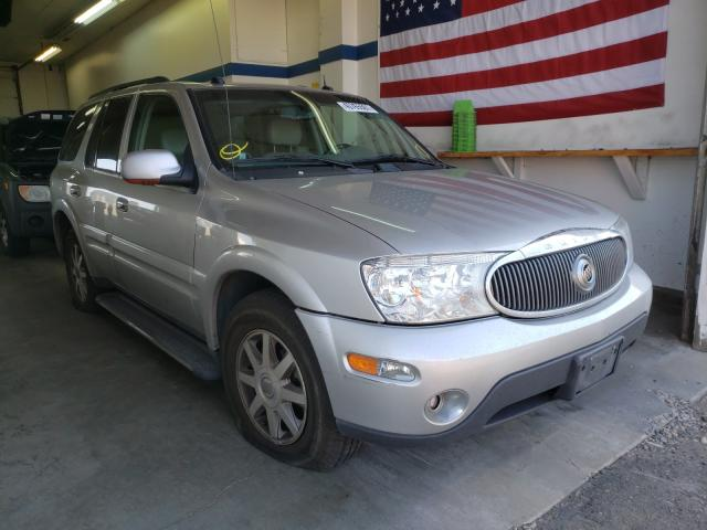 Salvage cars for sale from Copart Pasco, WA: 2005 Buick Rainier CX