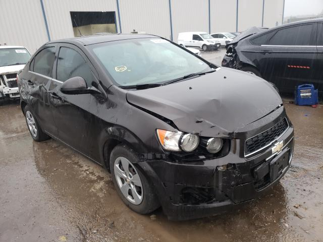 Salvage cars for sale from Copart Apopka, FL: 2014 Chevrolet Sonic LT