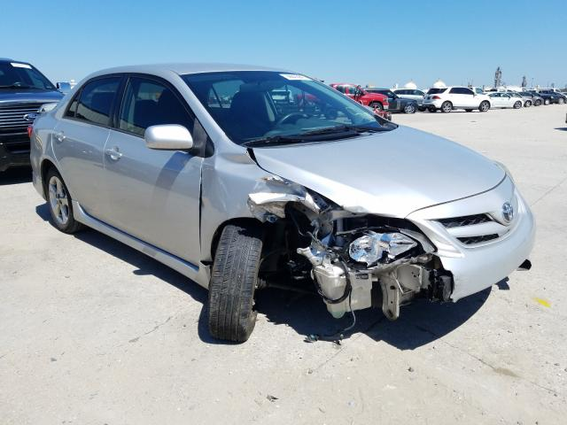 Salvage cars for sale from Copart New Orleans, LA: 2013 Toyota Corolla BA