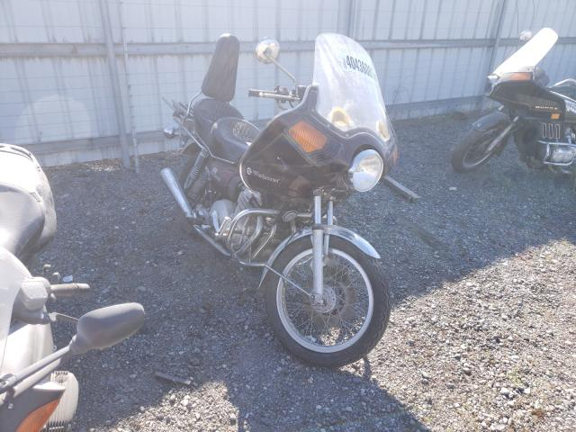 Salvage cars for sale from Copart Arlington, WA: 1977 Honda CB750A