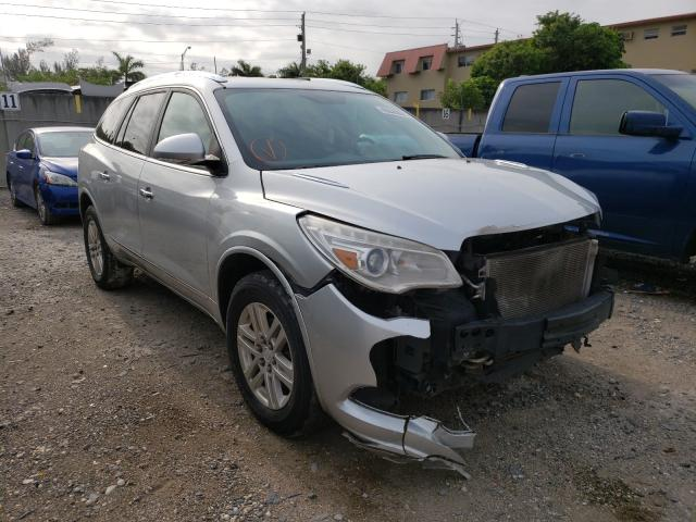 Salvage cars for sale from Copart Opa Locka, FL: 2015 Buick Enclave