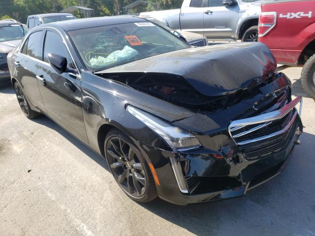 Salvage cars for sale from Copart Savannah, GA: 2019 Cadillac CTS Luxury
