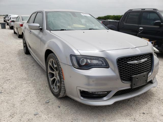 Salvage cars for sale from Copart San Antonio, TX: 2018 Chrysler 300 S