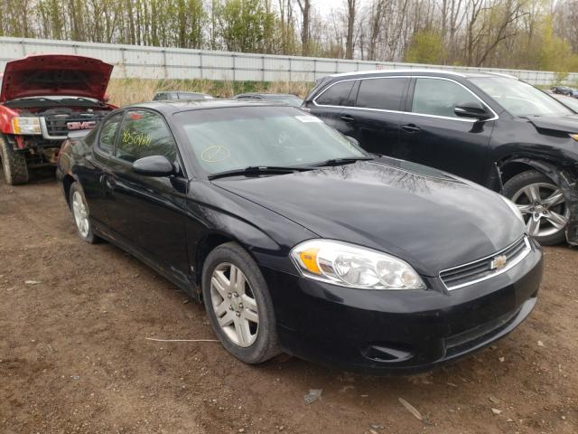 2007 Chevrolet Monte Carl for sale in Davison, MI