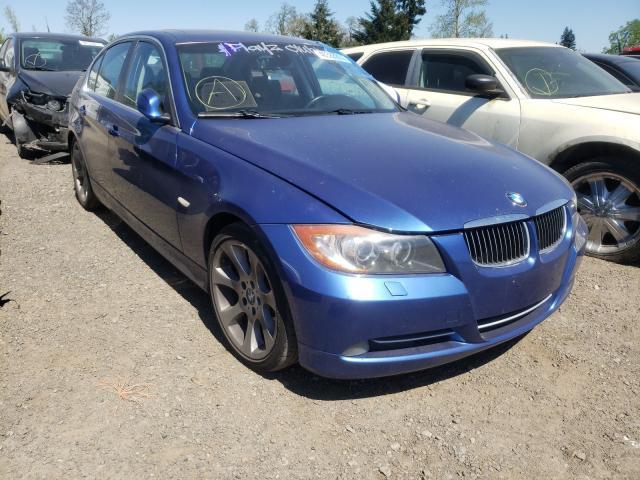 BMW Vehiculos salvage en venta: 2007 BMW 335 I