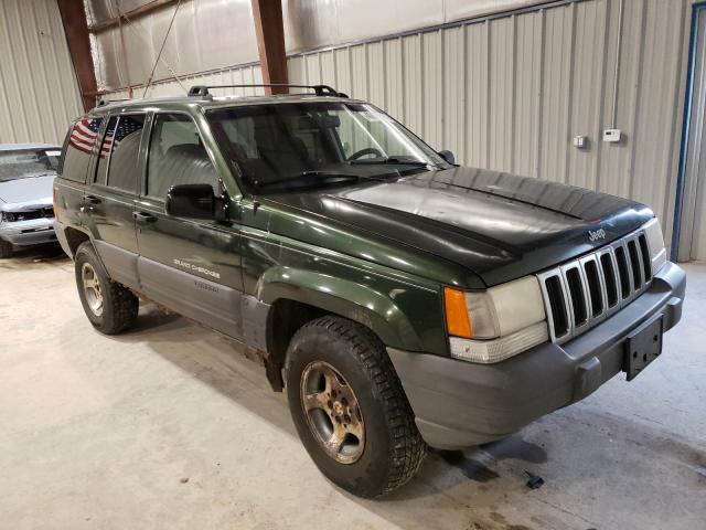 Salvage cars for sale from Copart Appleton, WI: 1996 Jeep Grand Cherokee