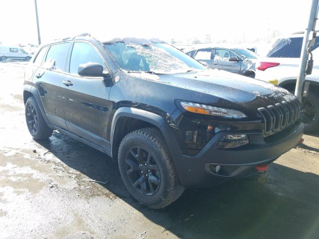 Salvage cars for sale from Copart Fort Wayne, IN: 2016 Jeep Cherokee T