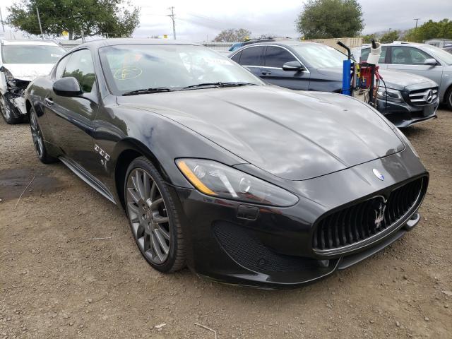 Maserati salvage cars for sale: 2013 Maserati Granturismo