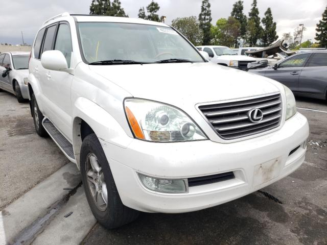 Lexus GX 470 salvage cars for sale: 2007 Lexus GX 470
