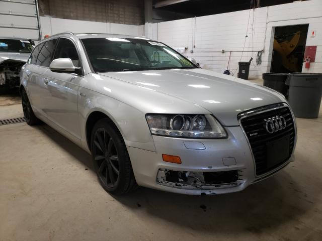 Salvage 2010 AUDI A6 - Small image. Lot 40518021