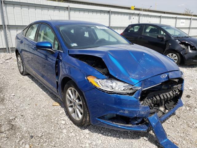 2017 Ford Fusion SE en venta en Walton, KY