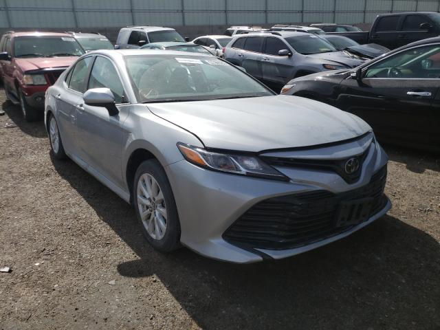 Salvage cars for sale from Copart Albuquerque, NM: 2020 Toyota Camry LE