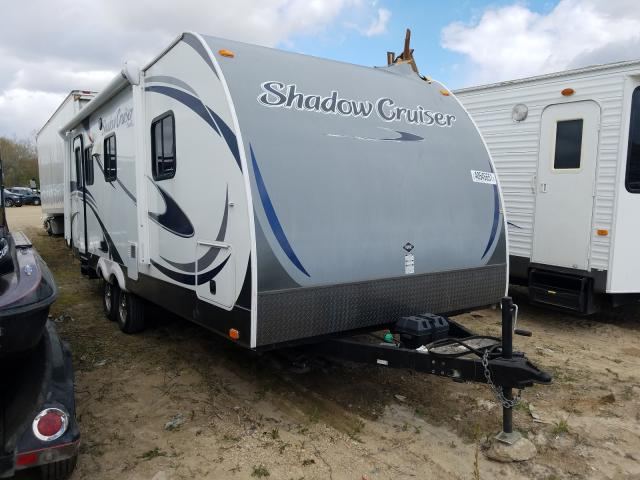 Cruiser Rv Shadow CRU salvage cars for sale: 2013 Cruiser Rv Shadow CRU