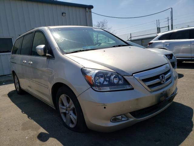 Salvage cars for sale from Copart Brookhaven, NY: 2005 Honda Odyssey