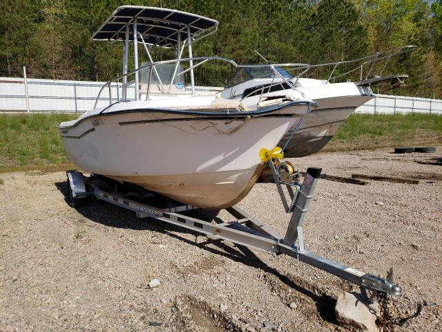 Salvage cars for sale from Copart Charles City, VA: 1997 Gradall Boat