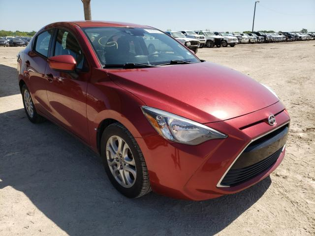 Salvage cars for sale from Copart Temple, TX: 2016 Scion IA