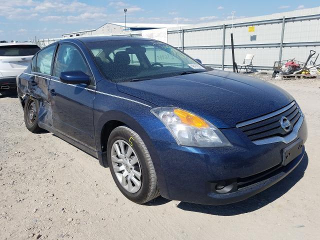Nissan Altima 2.5 Vehiculos salvage en venta: 2009 Nissan Altima 2.5