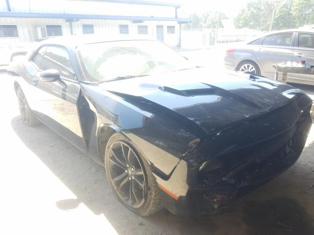 Salvage cars for sale from Copart Greenwell Springs, LA: 2018 Dodge Challenger