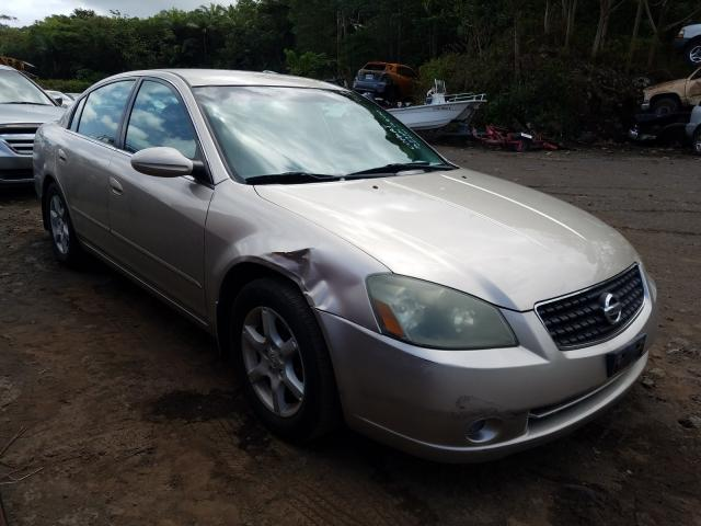 Salvage cars for sale from Copart Kapolei, HI: 2006 Nissan Altima S