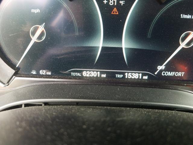 2017 BMW 530 I WBAJA5C3XHG894903